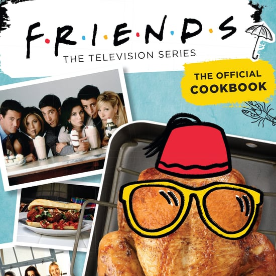 Official Friends TV Show Cookbook