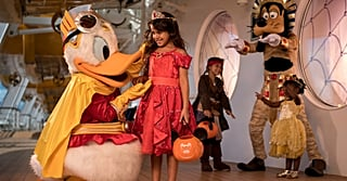 Disney Cruises Announced Its Halloween Plans, and We're Already Craving the