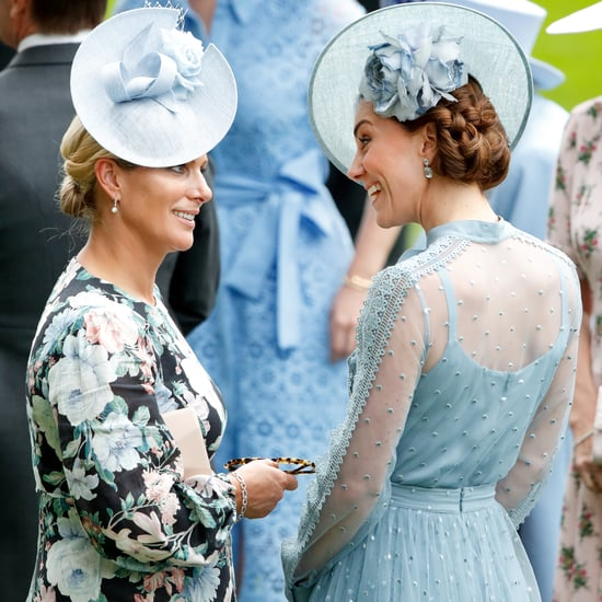 Kate Middleton and Zara Tindall Pictures