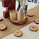 Custom Colorado Wood Burned Coasters