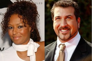 Joey Fatone, Mel B. Office Singing Show