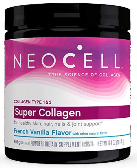 NeoCell Super Collagen powder French Vanilla Flavor