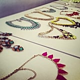 We stopped by BaubleBar to pull a few accessories to feature on POPSUGAR Live!