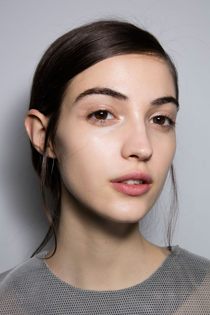 glossy make up