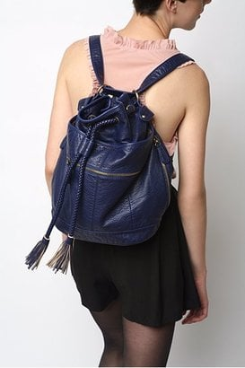 The Bag to Have: Deux Lux Drawstring Bucket Bag