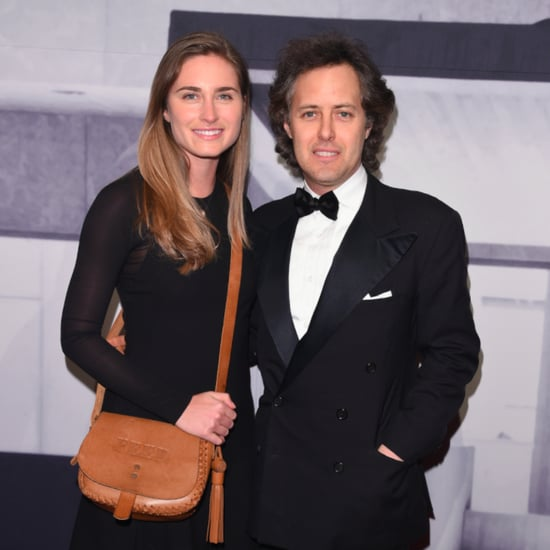 Lauren Bush Lauren Welcomes a Baby Boy 2015