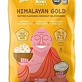 Lesser Evil Buddha Bowl Organic Popcorn Himalayan Gold