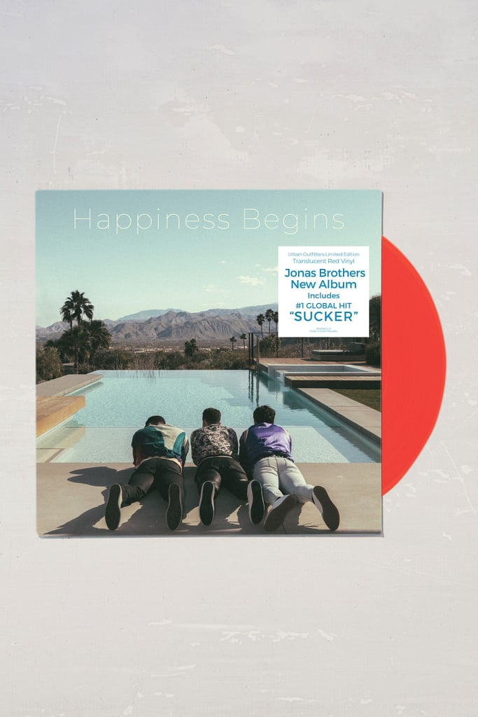 Jonas Brothers Happiness Begins Vinyl
