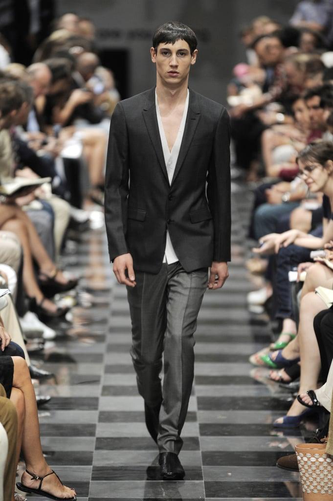 Milan: Prada Men's Spring 2010