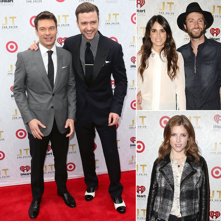 Justin Celebrates His Album Release With Single Ryan Seacrest and More