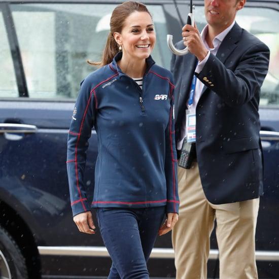 Kate Middleton's Sebago Bala Boat Shoes on Sale Jan. 2019