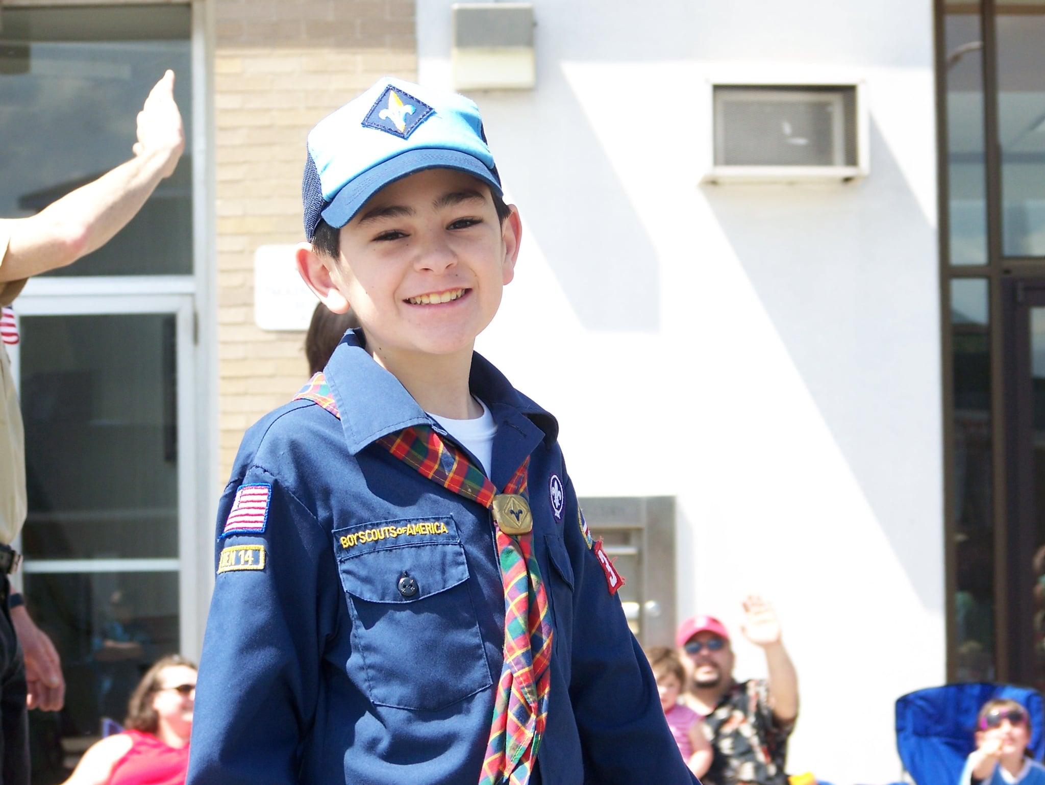 Boy Scout Pride