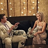 Charlie and Emily Maynard on The Bachelorette.