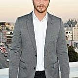 Luke Grimes as Elliot Grey