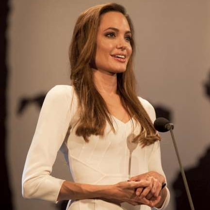 Angelina Jolie Most Admired Women in Middle East and World