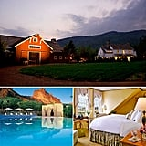 Top 10 Honeymoon Resorts in the United States In search of an easy-to-get-to but super-romantic destination — no passport required? You don't need to fly halfway around the world to check into a glamorous resort. We teamed up with the A-list agents at Virtuoso to rank the USA's top sexy hideaways. Start packing!