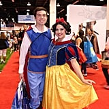 The Prince and Snow White