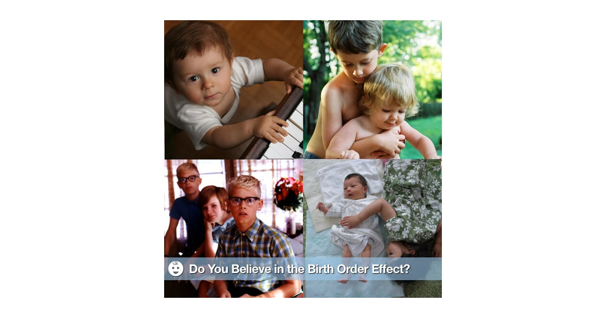does birth order have an effect How does birth order affect the development of a child's personality by carrie cross, rn jan 10 notes that the evidence suggests that birth order does indeed have a significant impact there are many reasons that family size could affect our predilections and personalities.