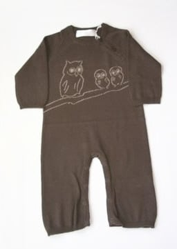 Brown Owl Coverall ($60)