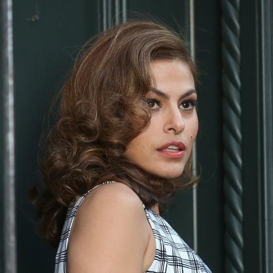 Eva Mendes Makeup Tips