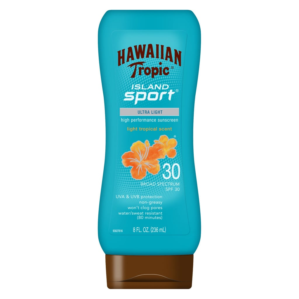 Hawaiian Tropic Island Sport Lotion Sunscreen