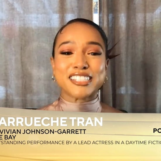 Karrueche Tran Makes History With Her 2021 Daytime Emmy Win