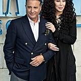 Pictured: Cher and Andy García
