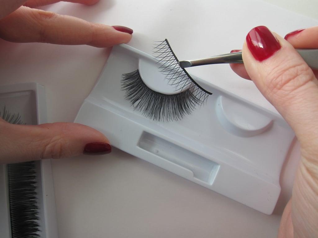 Eyelash Extensions and False Lashes