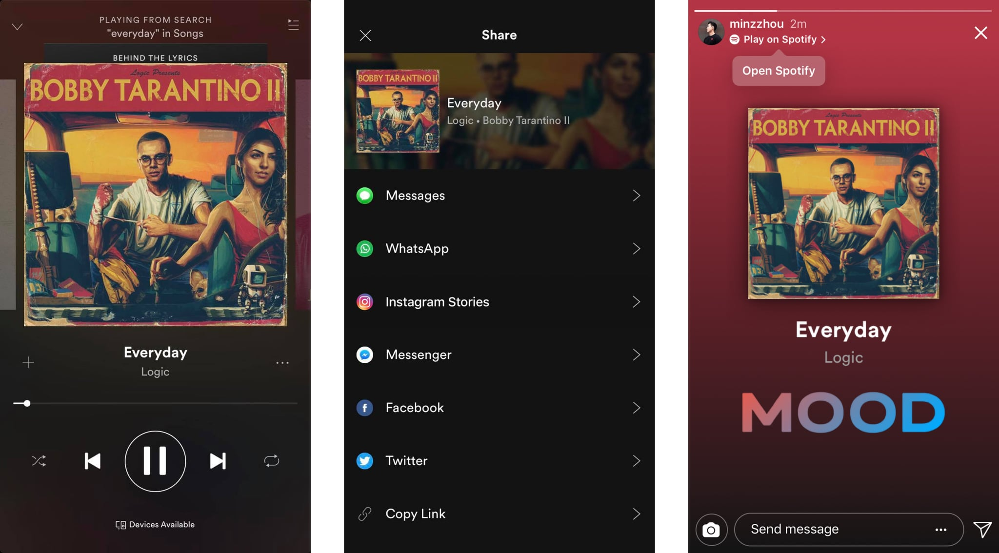 Soon You'll Be Able to Share Spotify & Soundcloud Directly