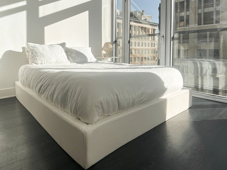 Classic Soft Bed Frame