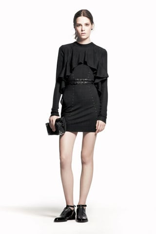 """Alexander Wang Provides the """"Bread and Butter"""" Now, """"Dessert Later"""" For  Pre-Fall 2011"""