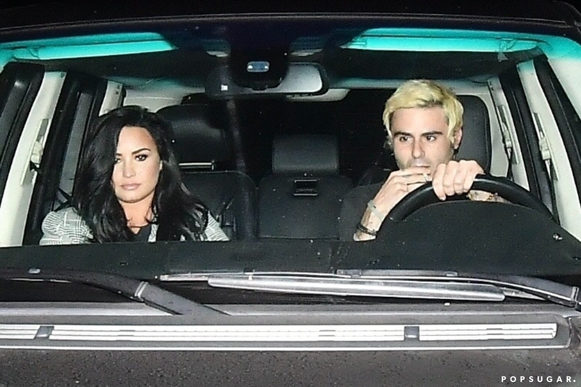 *PREMIUM-EXCLUSIVE* ** RIGHTS: WORLDWIDE EXCEPT IN ITALY ** Beverly Hills, CA  - **WEB EMBARGO UNTIL 8:00 AM PST ON 11/05/18** Demi Lovato is seen looking happy and healthy after dinner with Henry Levy at Matsuhisa in the 90210. The singer is seen after recovering from an apparent overdose earlier this year at her home. She seems to be doing well and taking it easy after starting her journey to recovery from the incident. The mystery man is seen grabbing smoke after the sushi dinner before leaving in the same car together. Her appearance comes after reports that Demi may finish the rest of her year in rehab for treatment.Pictured: Demi LovatoBACKGRID USA 4 NOVEMBER 2018 USA: +1 310 798 9111 / usasales@backgrid.comUK: +44 208 344 2007 / uksales@backgrid.com*UK Clients - Pictures Containing ChildrenPlease Pixelate Face Prior To Publication*
