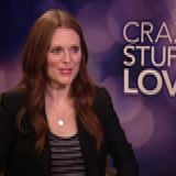 Julianne Moore in Crazy, Stupid, Love Inteview (Video)