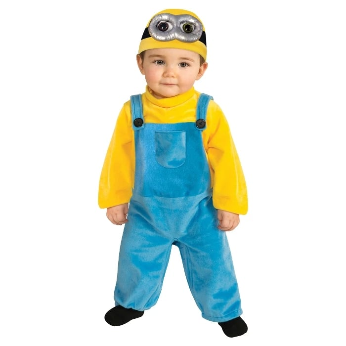 Toddler Kids' Minions Bob Costume