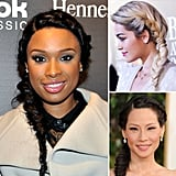 Side French Plait