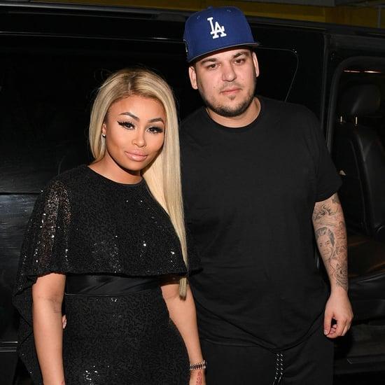 Are Rob Kardashian and Blac Chyna Engaged?