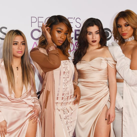 Fifth Harmony Hair and Makeup at People's Choice Awards 2017