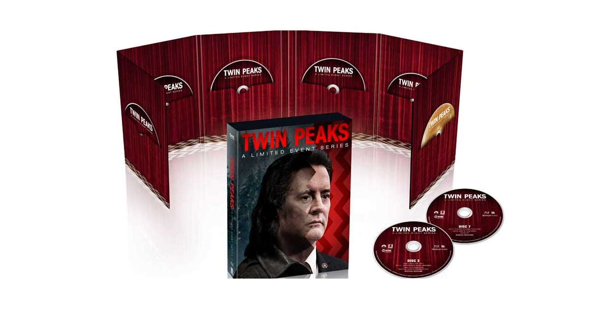 Twin Peaks Revival Collection 90s Tv Show Gifts