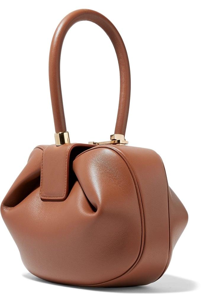 Gabriela Hearst Nina Leather Bag