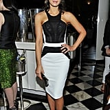 Kate Beckinsale at the Antonio Berardi dinner.
