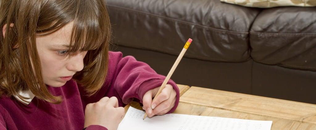 Common Core Homework