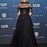 Lili Reinhart at the Art of Elysium's Heaven Gala in 2019