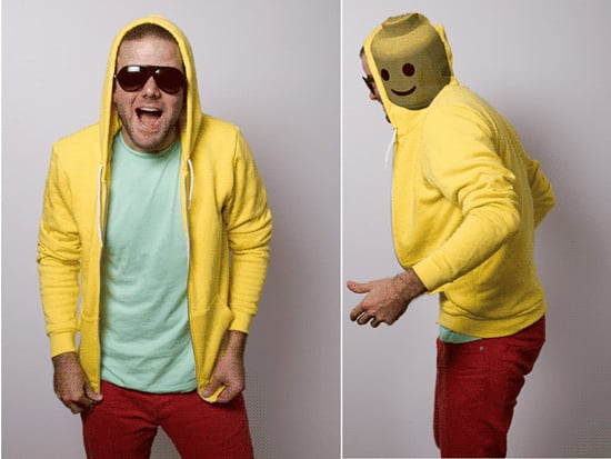 The Lego Hoodie