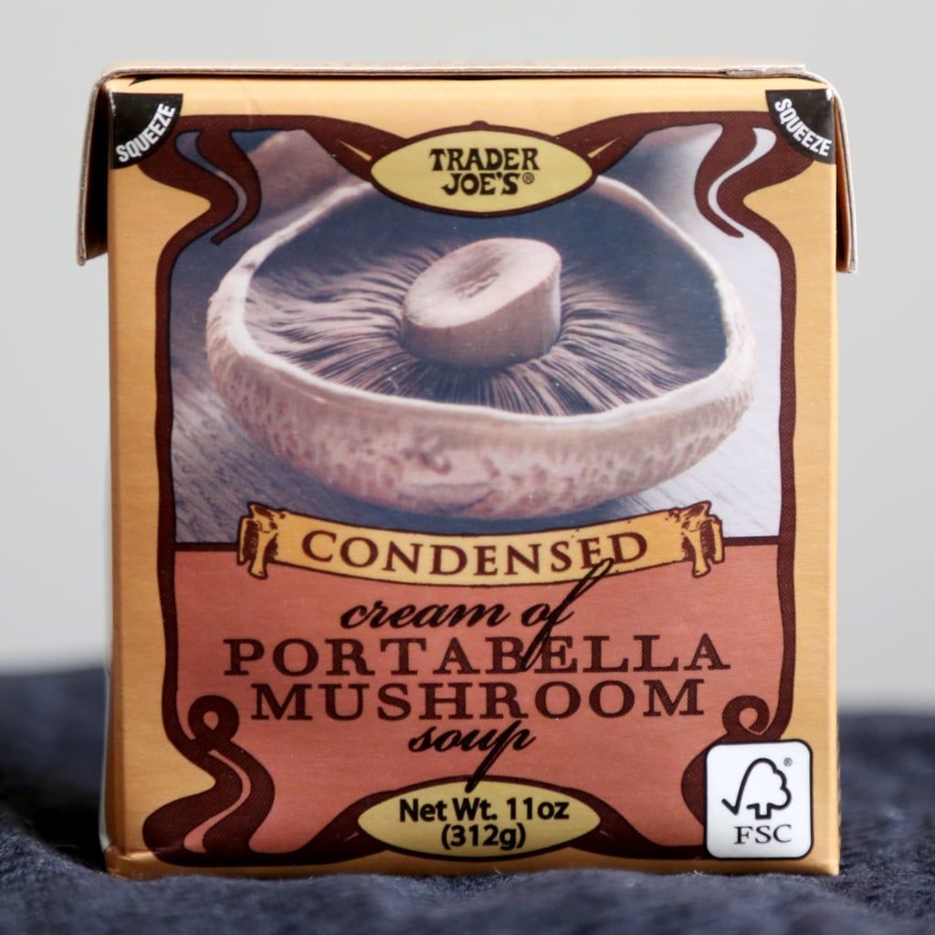 Best: Condensed Cream of Portabella Mushroom Soup ($2)