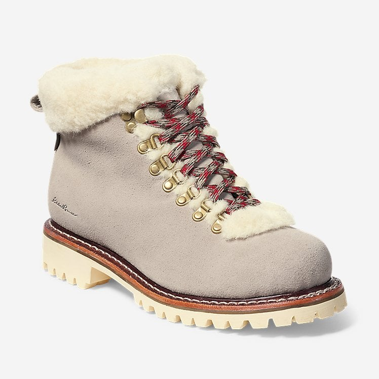 Eddie Bauer K-6 Fur Boot