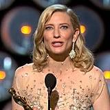 Cate Blanchett: 2014 Oscars