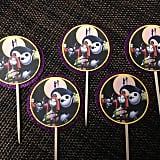 Movie Scene Cupcake Toppers