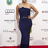 July at the Global Gift Gala in Marbella, Spain