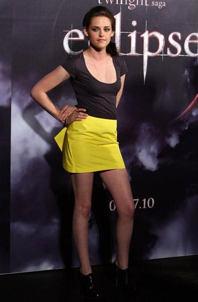 Kristen Stewart Eclipse Style Pictures