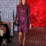 2011 Spring New York Fashion Week: Mulberry